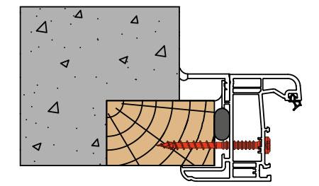 PVC-bois