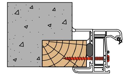 PVC-renfort-bois